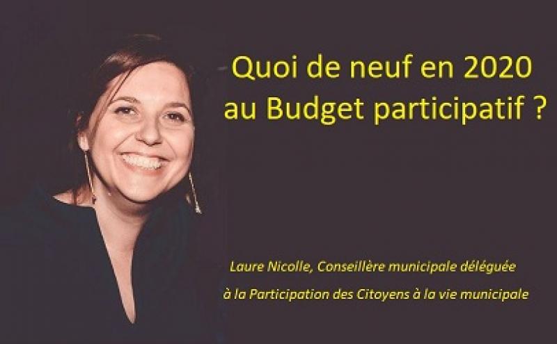 Pourquoi le budget participatif est-il un événement pour Arras ?
